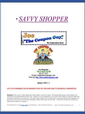 Sams club coupon book
